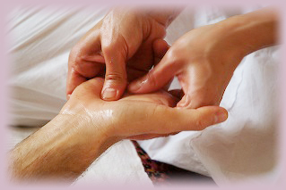 Handenmassage biorelease